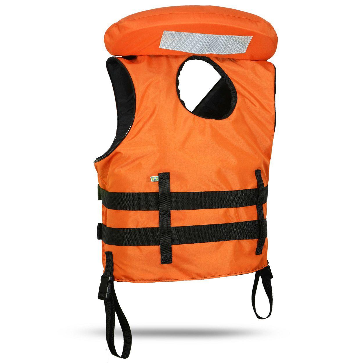 Salva-vidas Vertical Classe IV Completo