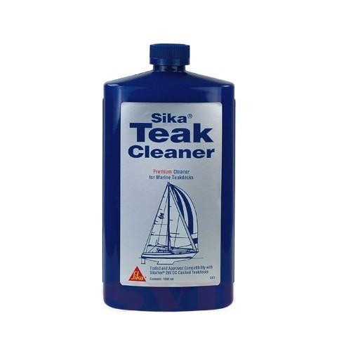 Sika Teak Cleaner para Conservacao de Teka