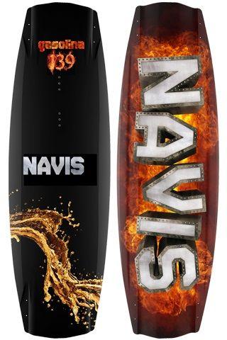 Wakeboard Navis - Gasolina 139