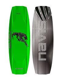Wakeboard Navis - Pata de Onça 141 Verde
