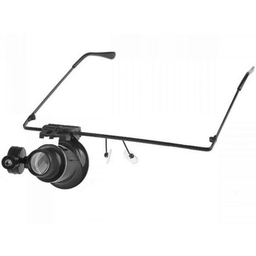 7f1f3b8931684 Óculos de Precisão Articulável com Lanterna Lee Tools 615396 - JMA