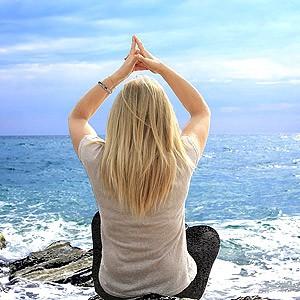 Curso Vivencial: Meditação - 1ª mensalidade do curso  -  Instituto Luz