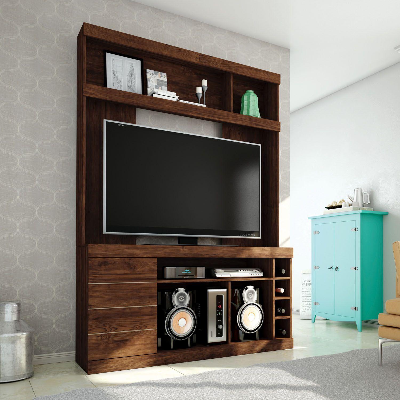 Estante para TV de até 50 Polegadas Blend - Caemmun