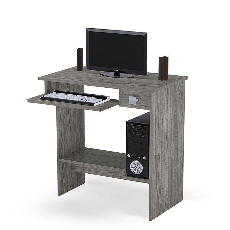 Mesa para Computador Cinza - AJL