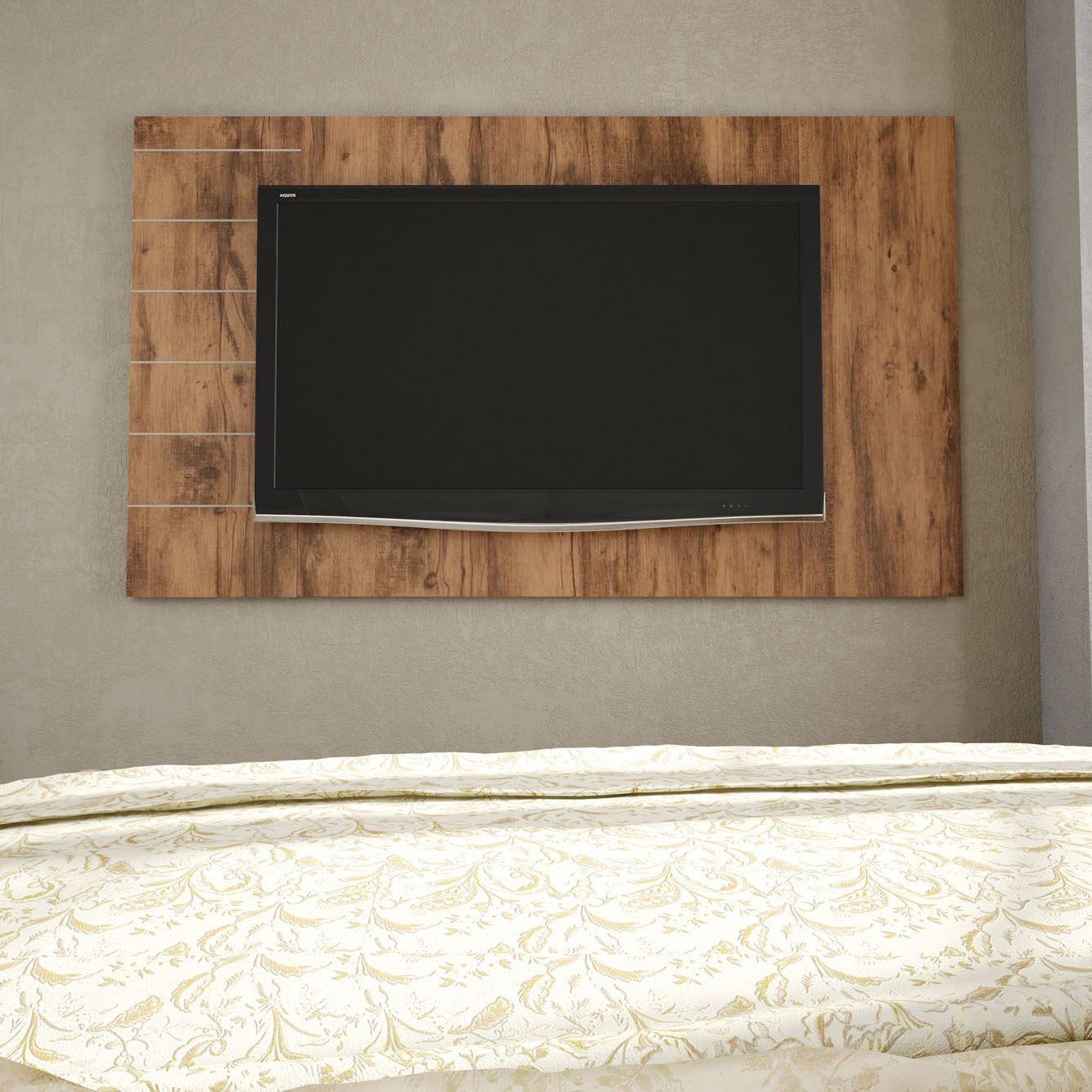 Painel Home Suspenso para TV de até 50 Polegadas Goya - Caemmun