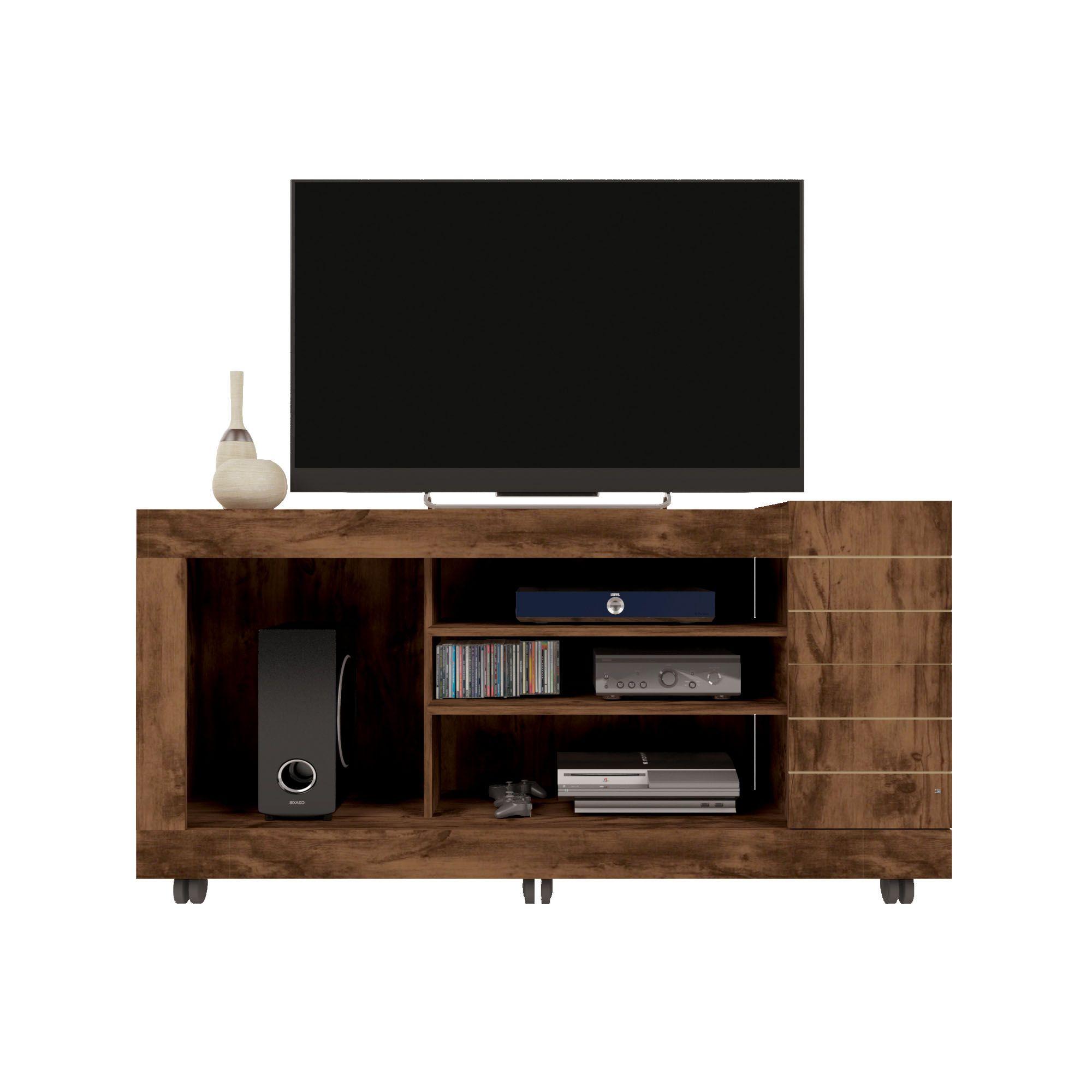 Rack para TV de até 60 Polegadas Goya - Caemmun