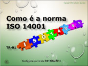 Como é a norma ISO 14001