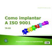 Como implantar a ISO 9001