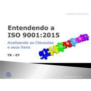 Entendendo a ISO 9001:2015