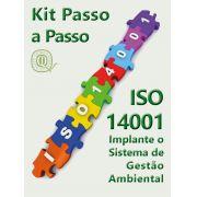 Kit  ISO 14001-  Completo com todos os materiais
