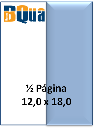 Anúncio de 1/2 Página BQ  - www.qualistore.net.br