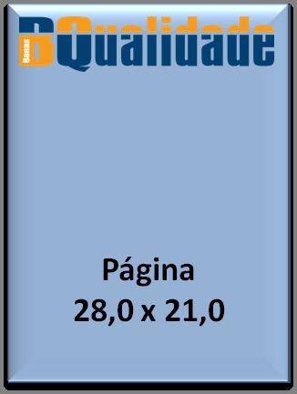 Anúncio de Página Inteira BQ  - www.qualistore.net.br