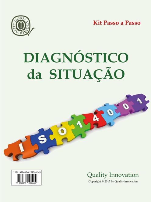 Diagnóstico da Situação de um SGA ISO 14001:2015  - www.qualistore.net.br