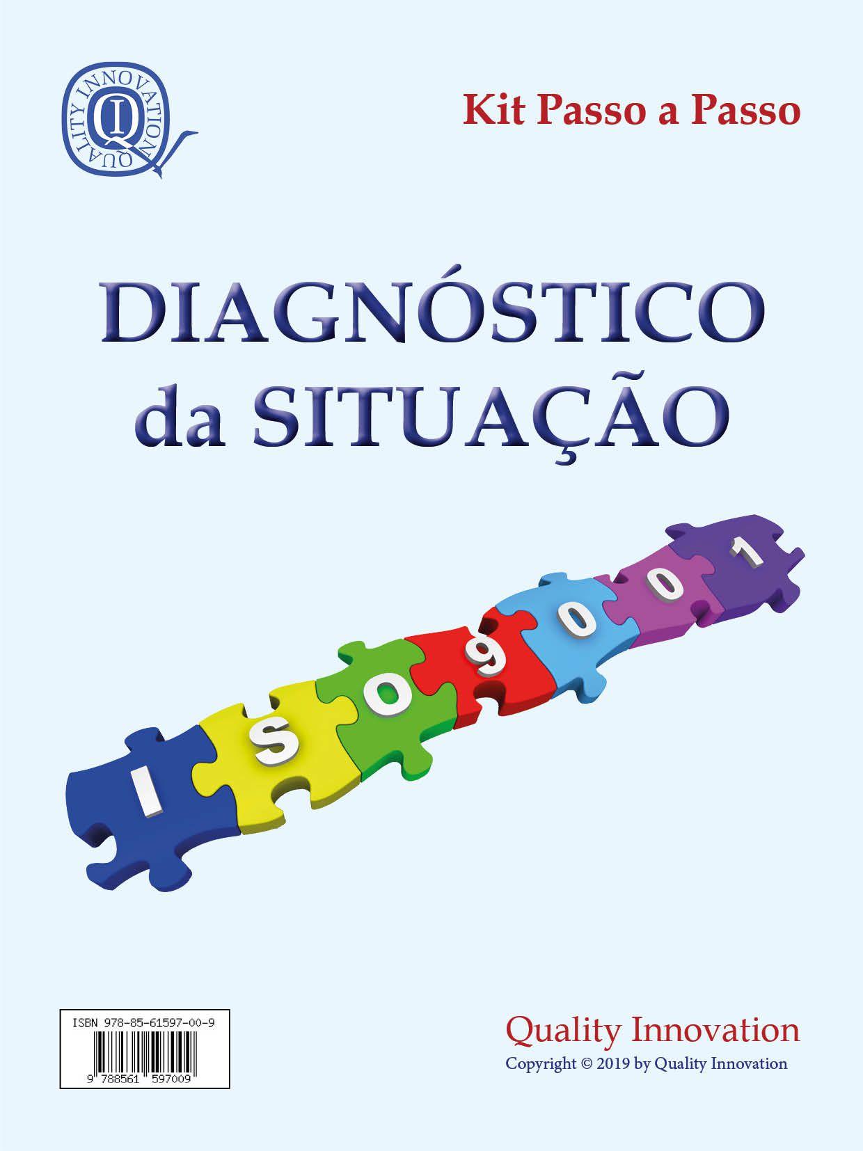Diagnóstico da Situação de um SGQ – ISO 9001  - www.qualistore.net.br