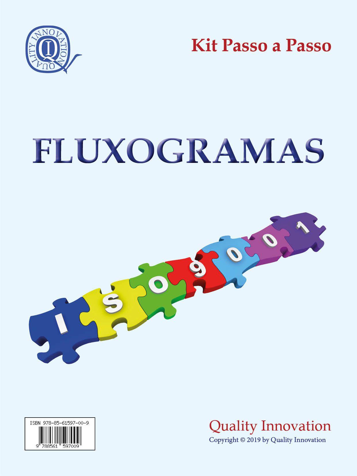 Fluxogramas do SGQ – ISO 9001  - www.qualistore.net.br