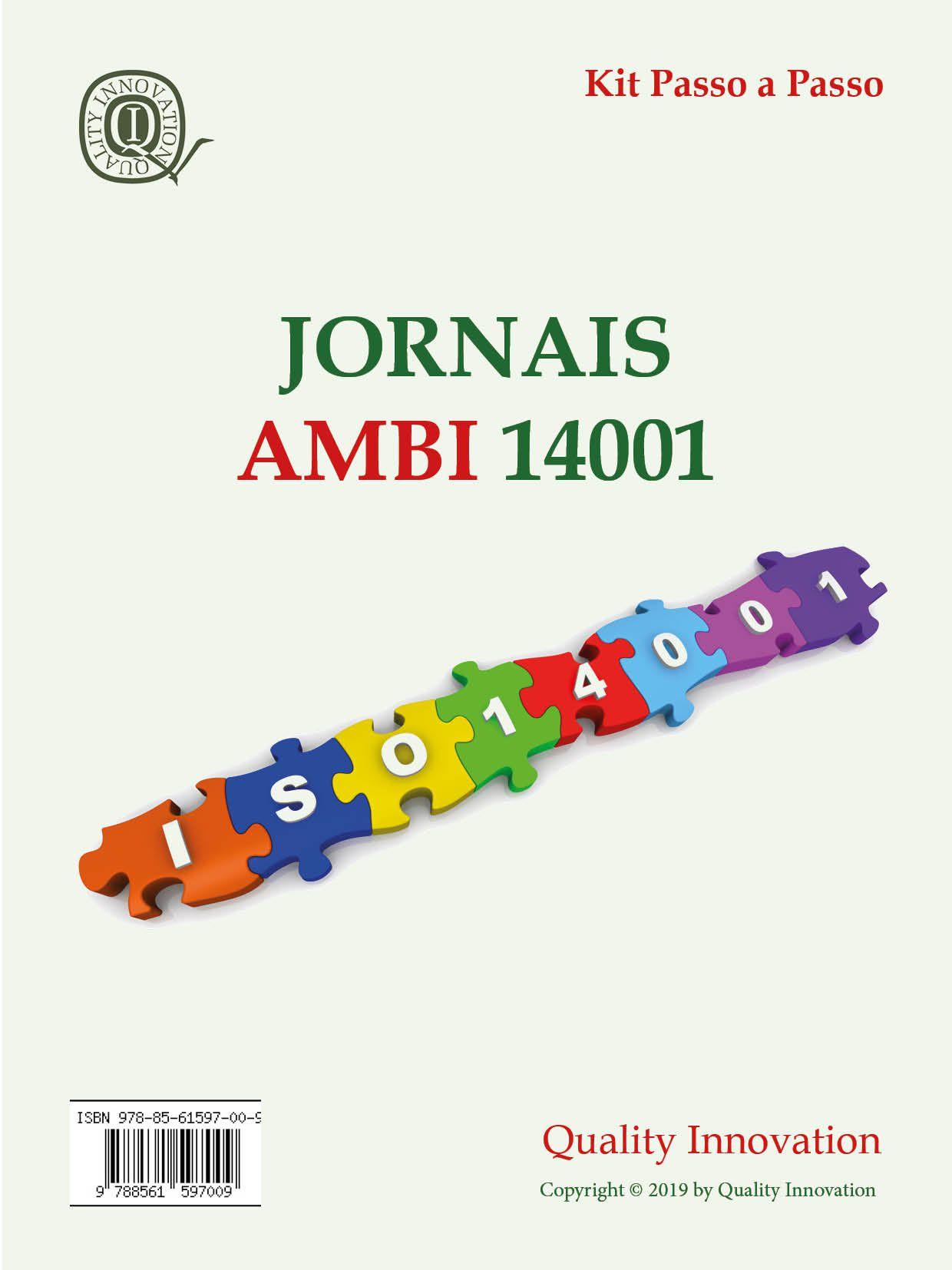 Jornais AMBI 14001  - www.qualistore.net.br