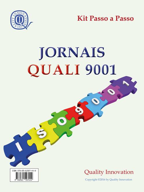 Jornal interno QUALI 9001  - www.qualistore.net.br