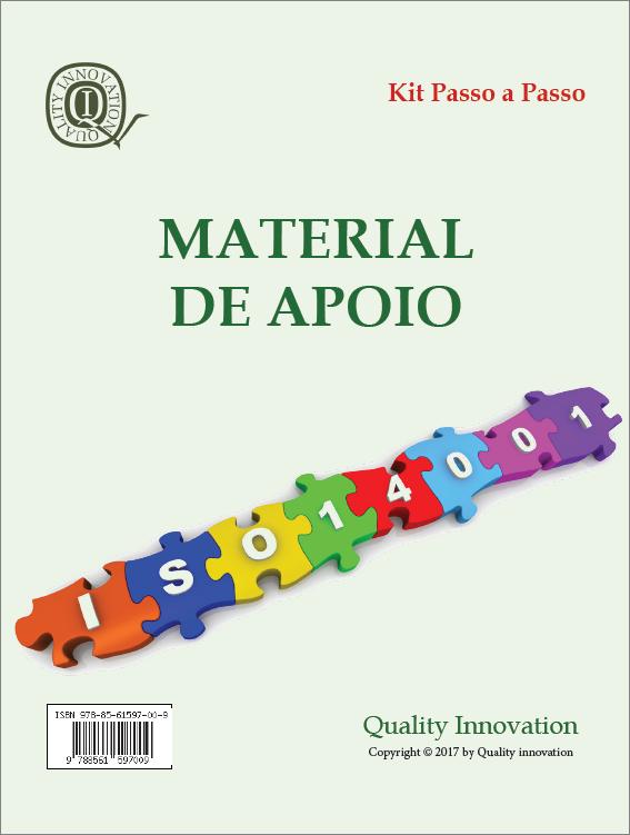 Material de Apoio da ISO 14001:2015  - www.qualistore.net.br