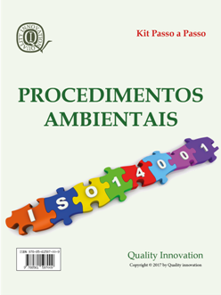 Procedimentos Ambientais da ISO 14001:2015  - www.qualistore.net.br