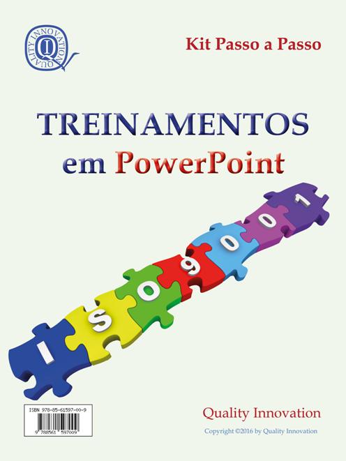 Treinamentos para um SGQ - ISO 9001:2015  - www.qualistore.net.br
