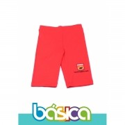 Bermuda Ciclista de Helanca Uniforme Maple Bear Fundamental
