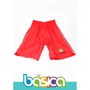 Bermuda de Microfibra Uniforme Maple Bear Infantil