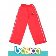 Calça de Microfibra Sem Forro Maple Bear Fundamental