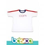 Camiseta Manga Curta Colégio COPI
