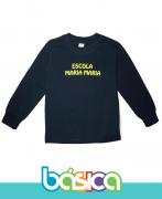 Camiseta Manga Longa - Maria Maria