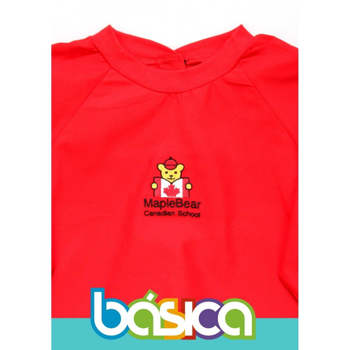 Avental Uniforme Maple Bear Infantil  - BÁSICA UNIFORMES