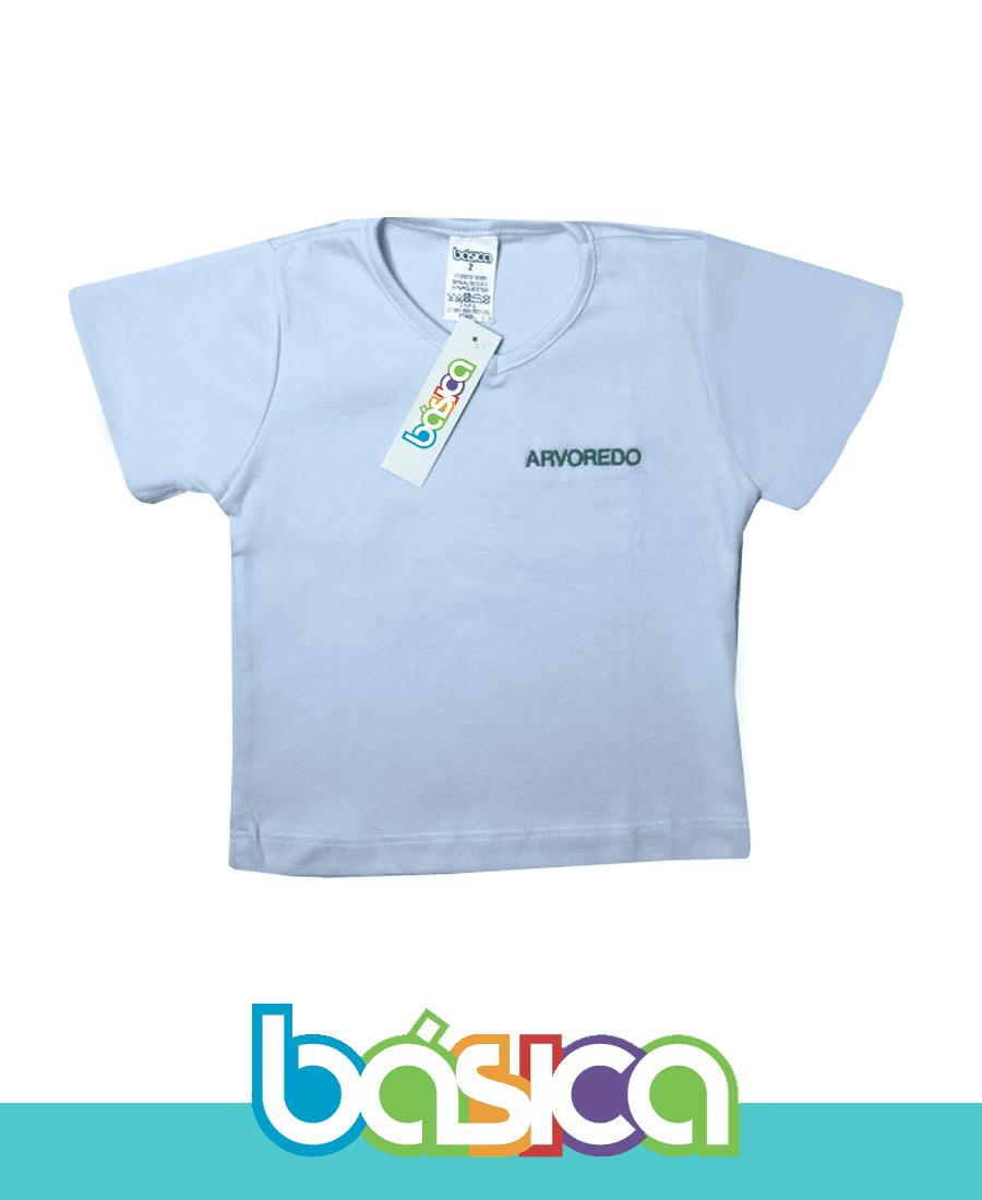 Baby Look - Arvoredo  - BÁSICA UNIFORMES