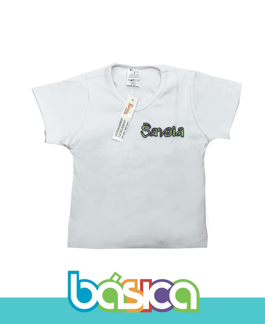 Baby Look - Colégio Savoia  - BÁSICA UNIFORMES