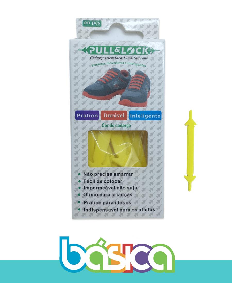 Cadarço de Silicone  - BÁSICA UNIFORMES