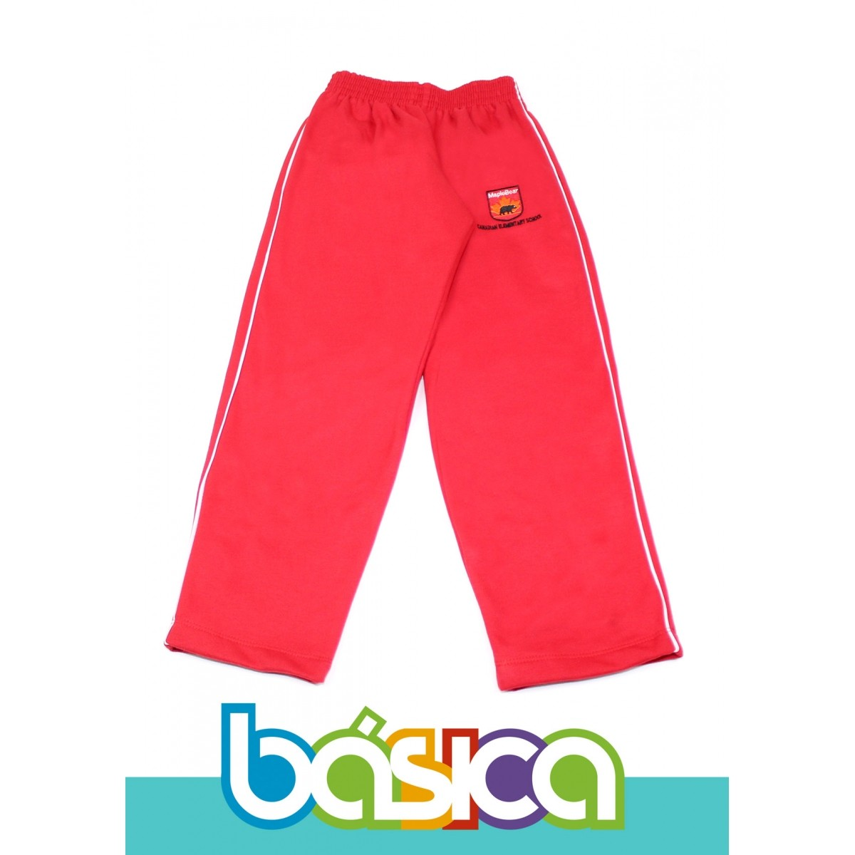 Calça de Moletom Maple Bear Fundamental  - BÁSICA UNIFORMES