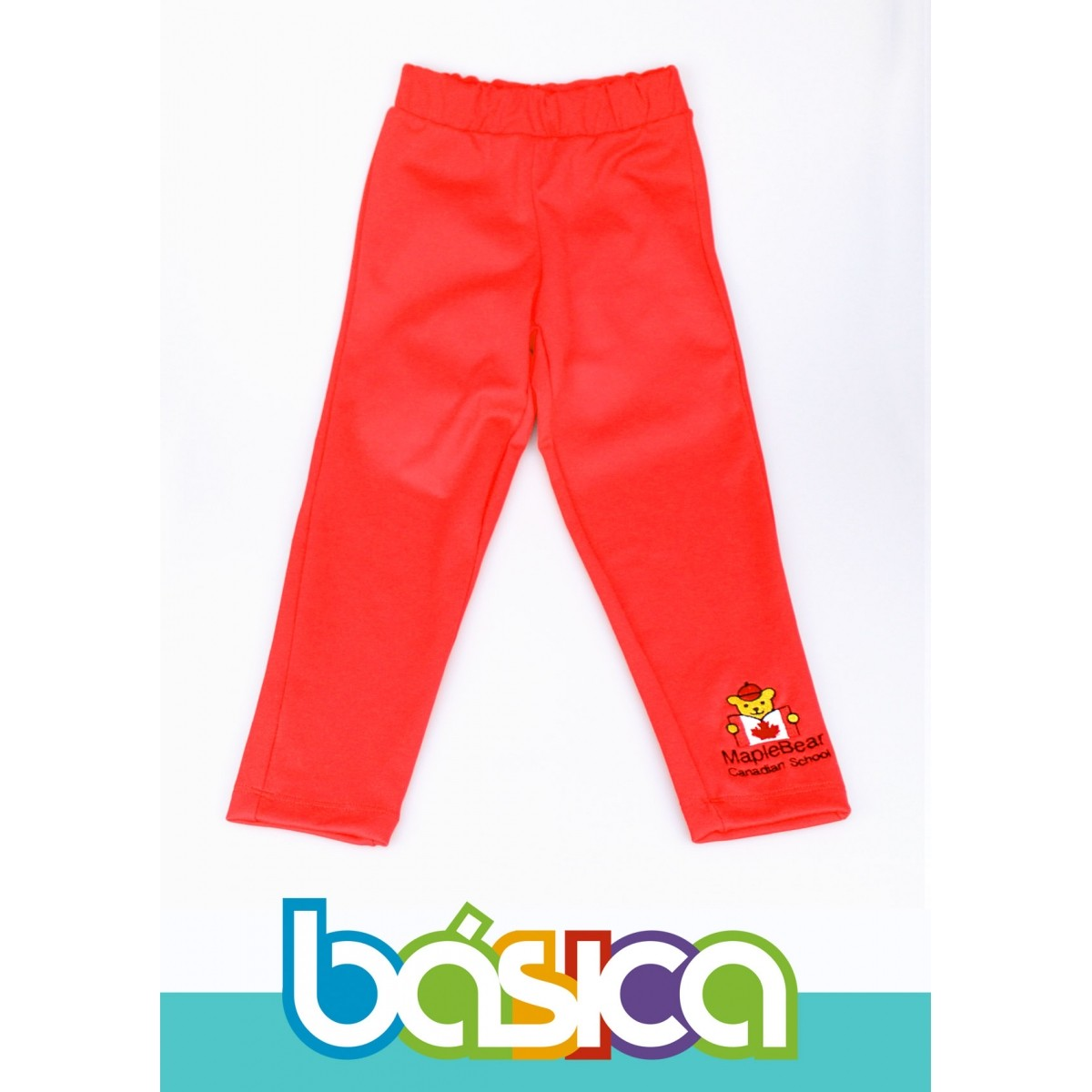 Calça Legging Maple Bear Infantil  - BÁSICA UNIFORMES