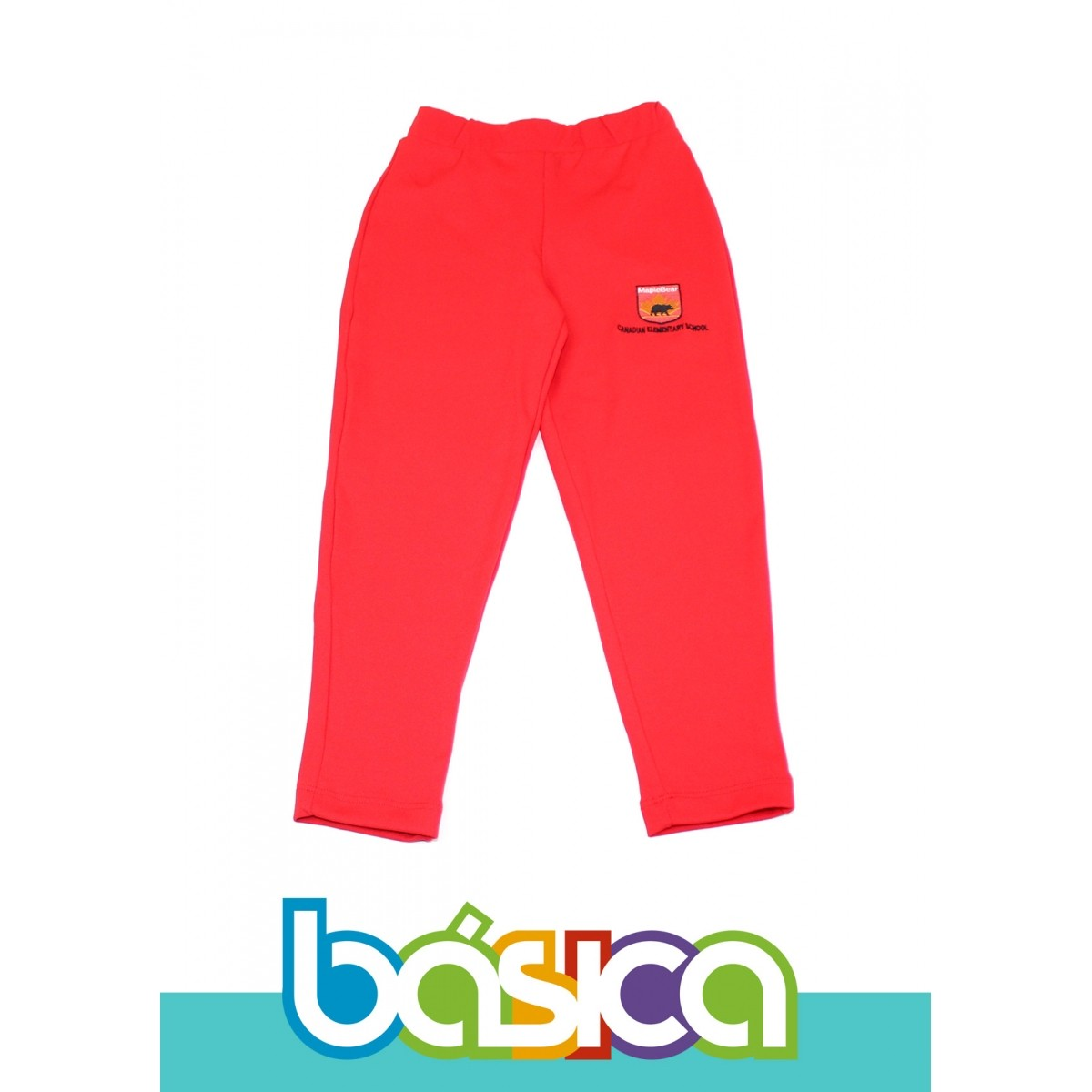 Calça Legging Maple Bear Fundamental  - BÁSICA UNIFORMES