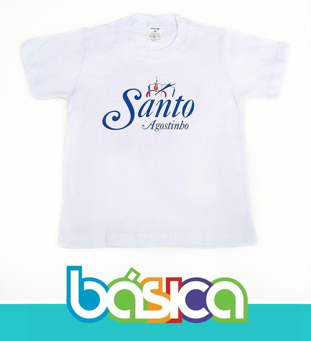Camiseta Manga Curta  - BÁSICA UNIFORMES
