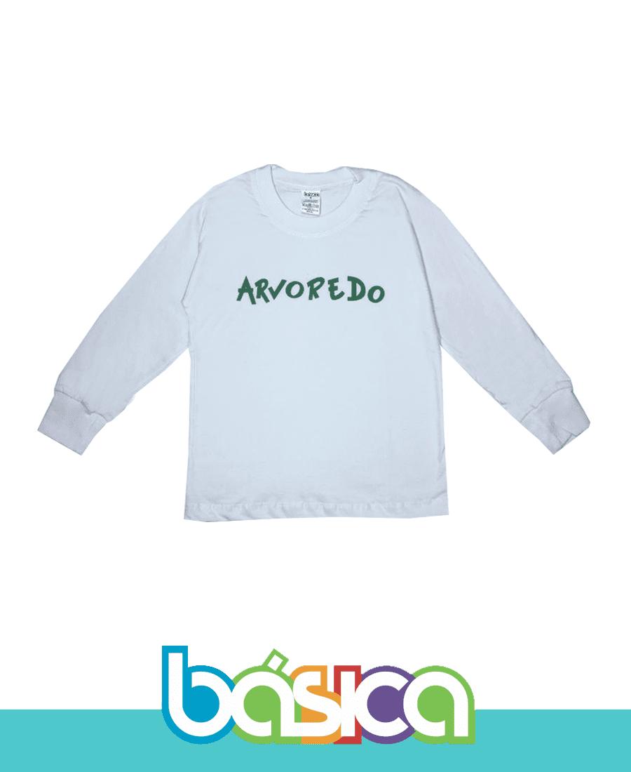 Camiseta Manga Longa - Arvoredo  - BÁSICA UNIFORMES
