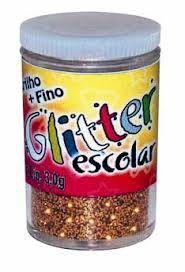 Glitter Biodegradável  - BÁSICA UNIFORMES