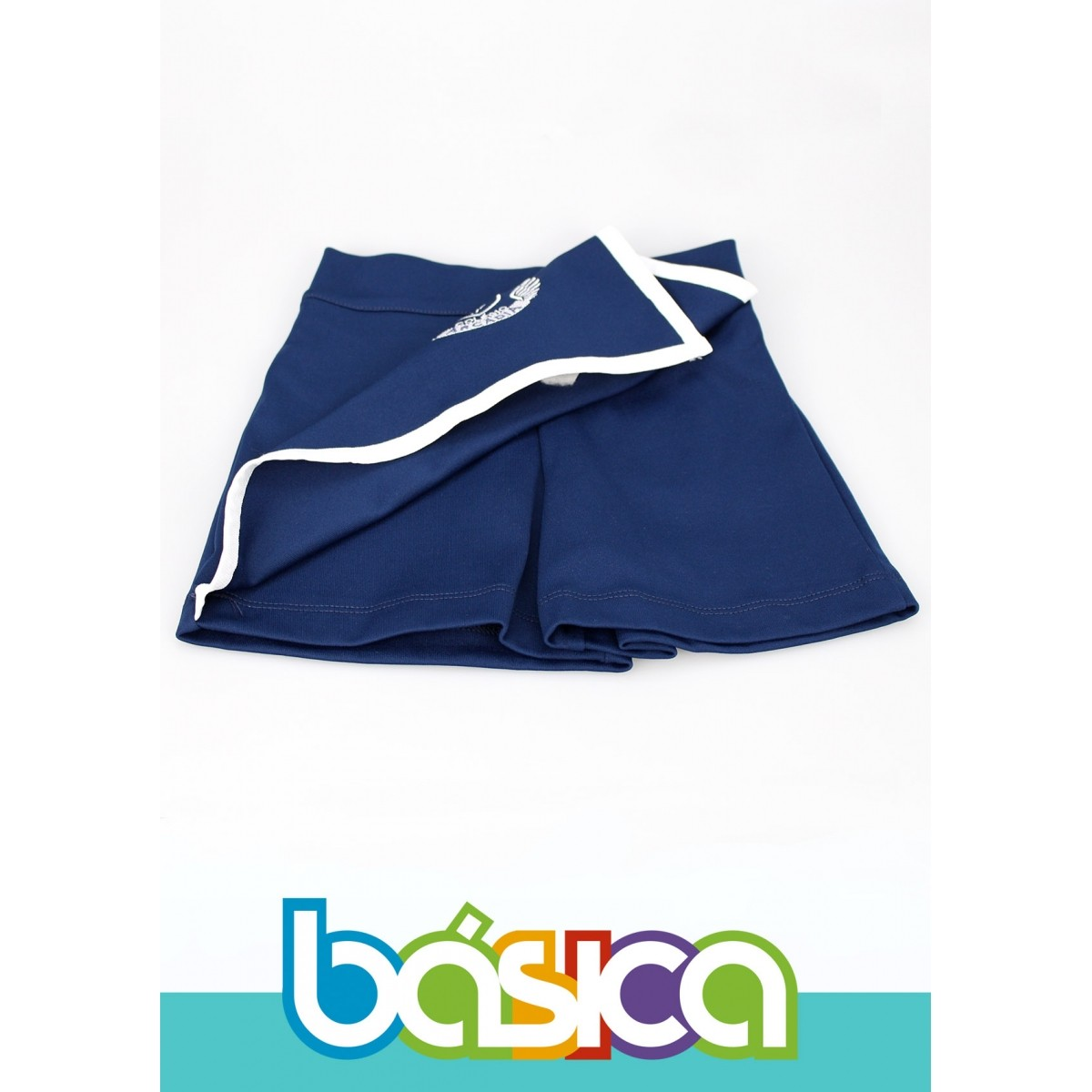 Shorts Saia Colégio Arcádia  - BÁSICA UNIFORMES