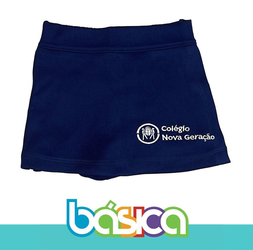 Shorts Saia Nova Geração  - BÁSICA UNIFORMES