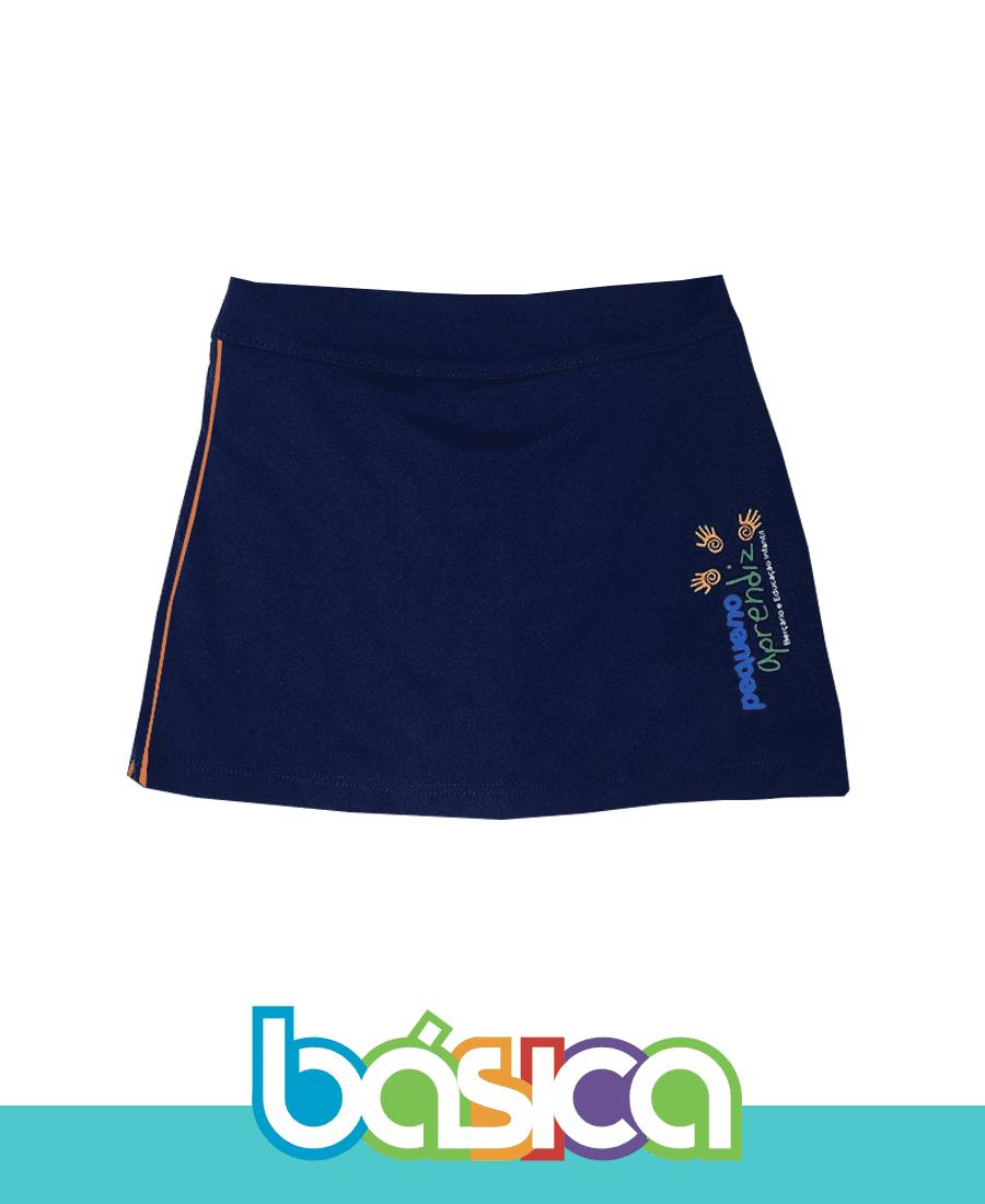 Shorts Saia - Pequeno Aprendiz  - BÁSICA UNIFORMES