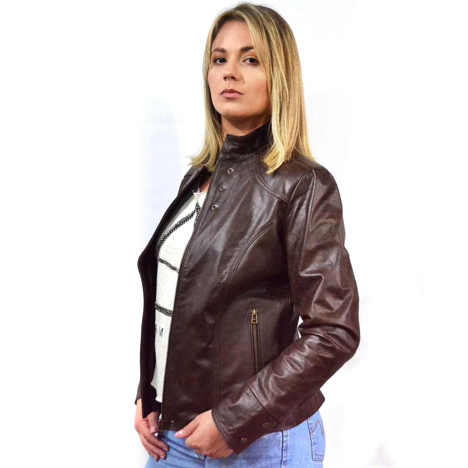 Jaqueta Feminina 2019Cafe