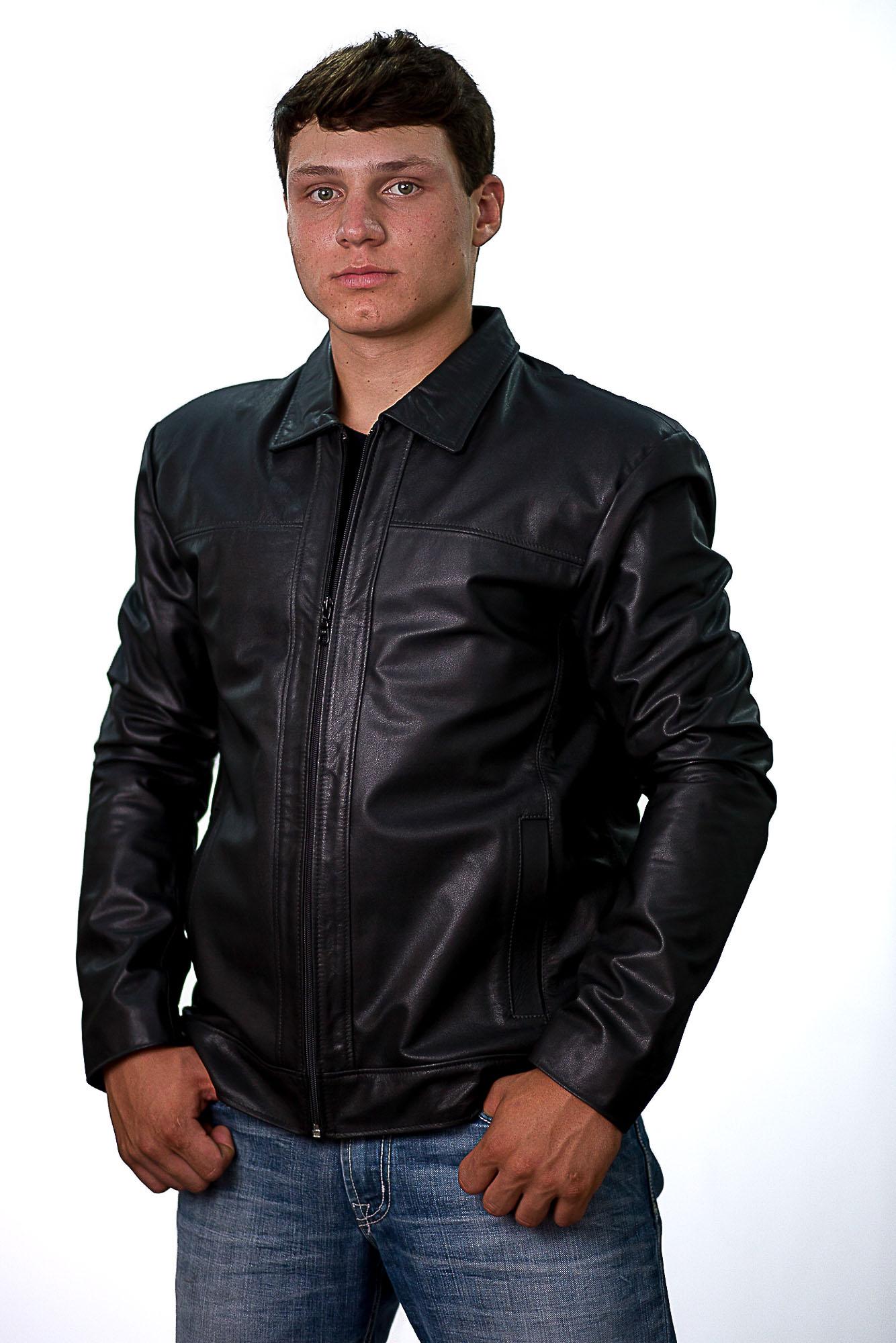 Jaqueta Masculina 129 Vest Preto