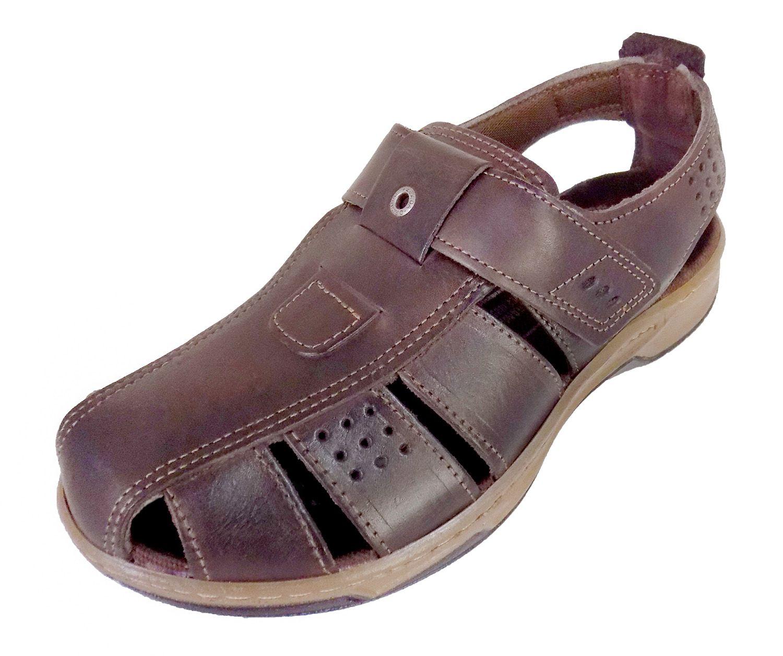 Sandália Masculina Pegada 5386 Brown