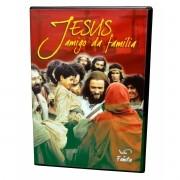 DVD Jesus Amigo da Família