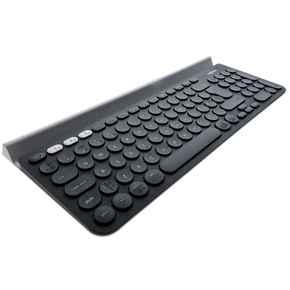 Teclado Logitech Bluetooth Multi-Device Tecnologia Unifying