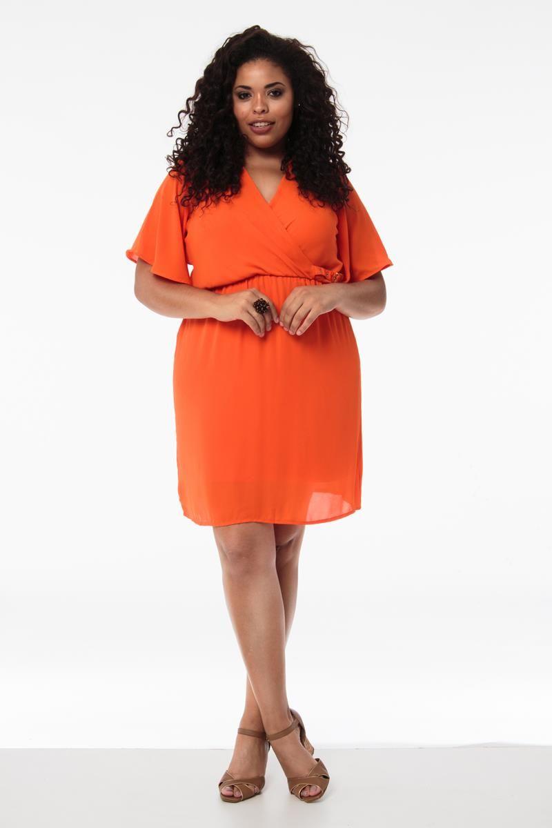 Vestido Plus Size Isabelle