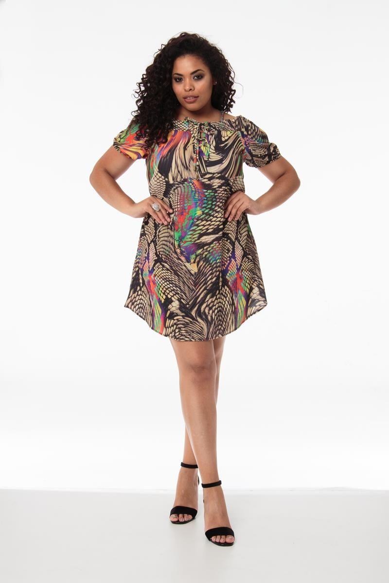 Vestido Plus Size Layla