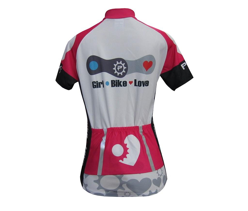 Camisa Bike Love